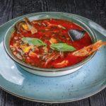 Пиканто с морепродуктами
