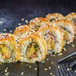 Доставка суши, троещина, доставка суши Осьминог