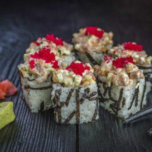 Быстрая доставка суши в киеве