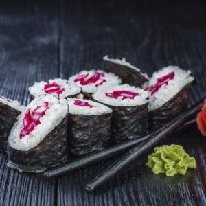 Осьминог суши, доставка, киев