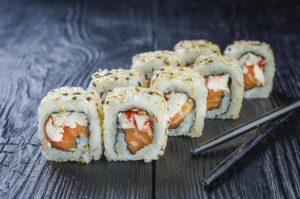 Осьминог доставка, суши и деликатесы