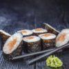 Суши заказать киев, доставка суши осьминог, Троещина