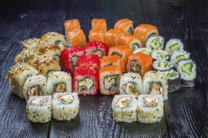 Доставка осьминог, суши и деликатесы, киев