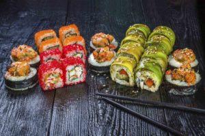 заказать суши надом, киев