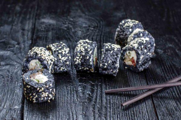 Доставка суши, быстрая доставка суши троещина
