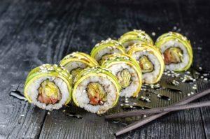 суши с доставкой на троещине