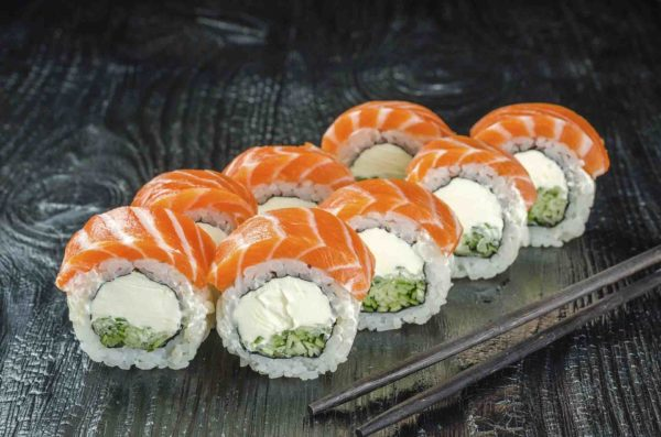 доставка суши осьминог, доставка суши киев