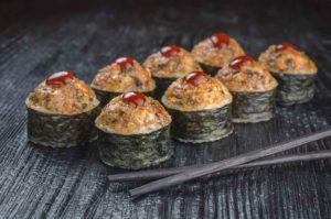 Доставка суши и роллов, осьминог онлайн, доставка суши, киев