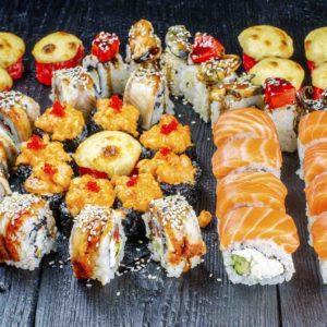 Осьминог доставка суши, доставка суши троещина,киев