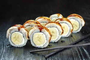 Доставка суши, троещина, доставка осьминог