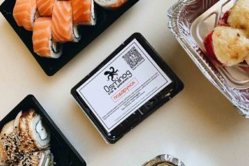 Лучшие суши своими руками.