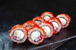 Осьминог премиум суши, осьминог лучшая доставка суши, киев