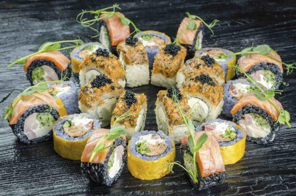 Доставка суши, троещина, Осьминог Троещина
