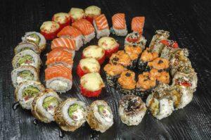 Доставка суши, Троещина, доставка суши,киев