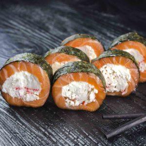 осьминог, доставка премиум суши, киев