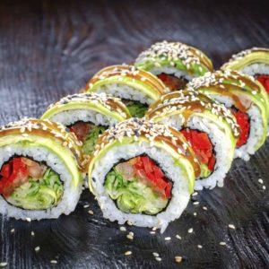 Зелетарианец, самые вкусные суши в украине, доставка премиум роллов, осьминог доставка, доставка троещина, доставка осьминог, заказать суши киев,