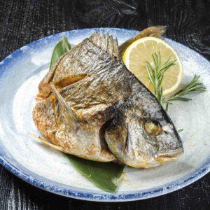 Дорадо гриль, осьминог морепродукты, доставка морепродуктов киев, премиум морепродукты, доставка осьминог, Осьминог суши и деликатесы, киев