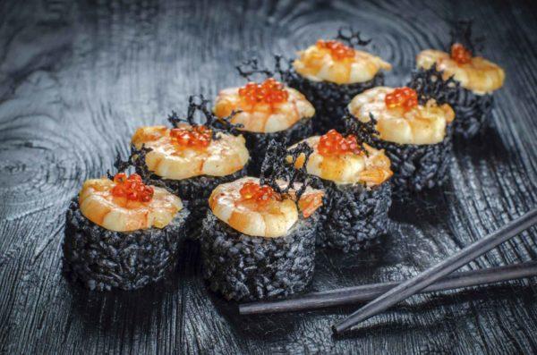 Доставка суши, осьминог доставка суши, осьминог киев