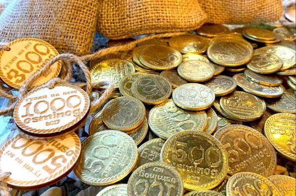 Подарочные сертификаты ресторан Osminog, Киев